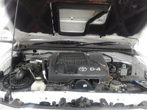 2012 Toyota Hilux 3.0D 4D Xtra cab Raider