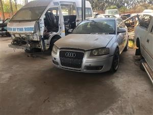 AUDI A4 NOW STRIPPING FOR SPARES