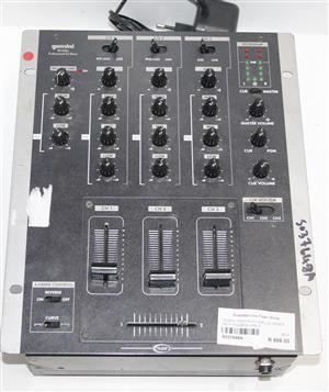 Gemini professional dj mixer with power cable S037648A #Rosettenvillepawnshop