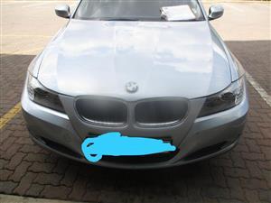 2009 BMW 3 Series 320i Individual