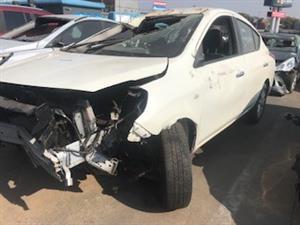 2017 Nissan Almera 1.5 Acenta Code 3