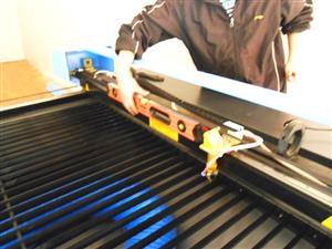 LC2-2030/D120 TruCUT Performance Range 2050x3050mm Flatbed Type, Double Laser Head Laser