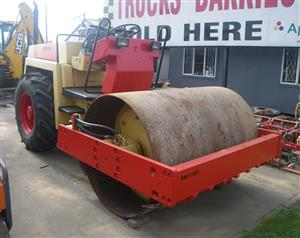 Bomag BW 172D  used smooth drum roller - AA2769