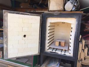Pottery kilne/oven