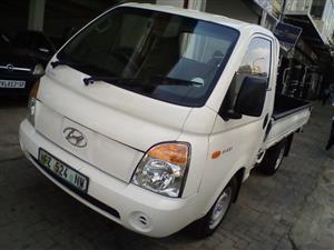2010 Hyundai H-100 Bakkie 2.5TCi deck