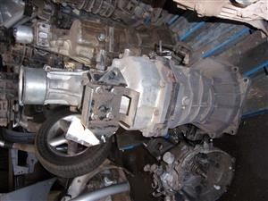 Used GWM Steed 2.8 Gearbox for Sale