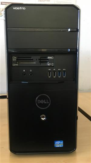 DELL VOSTRO 470 i5 DESKTOP COMPUTER (NO MONITOR)
