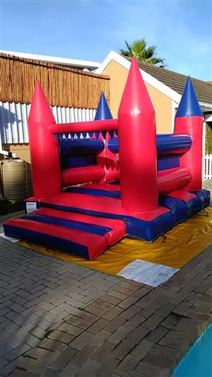 SPECIAL-JUMPING CASTLES FOR HIRE