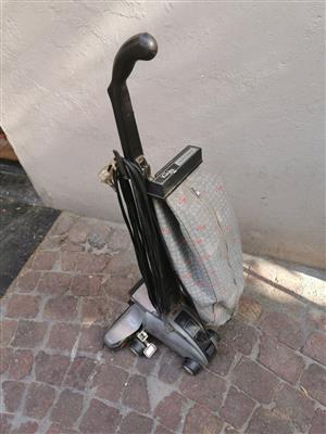 Kerby Heritage II with all carpet cleaning attachments