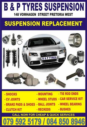 Brakes And Suspension Replacement Centre