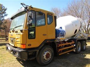 Tata Novus Concrete Mixer Truck