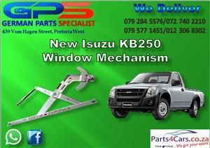 NEW ISUZU KB250 WINDOW MECHANISM FOR SALE