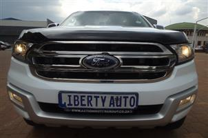 2017 Ford Everest EVEREST 3.2 TDCi XLT A/T
