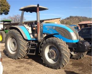 S3254 2010 Blue Landini Landpower 135 98kW/135Hp Pre-Owned Tractor
