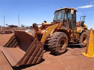 Caterpillar 950H Front End Loader - ON AUCTION