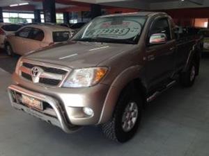 2007 Toyota Hilux 2.7 SRX