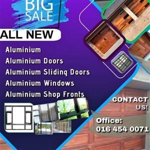doors and Aluminium inuim windows