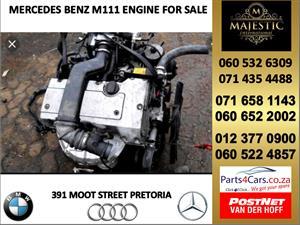 Mercedes benz M111 engine for sale