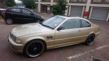 2000 BMW 3 Series 325Ci