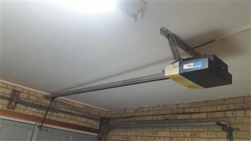 Genie sectional garage door opener