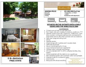 Established Guesthouse for than 20 years for sale