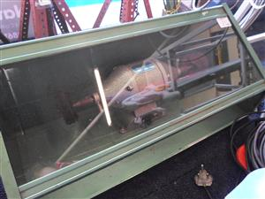 Pulitrice Bench Grinder
