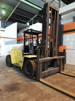16 ton Hyster forklift