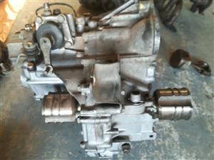 Toyota 20 valve gearbox