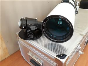 "Telescope (Astronomy) professional series 5"" APO triplet Refractor"