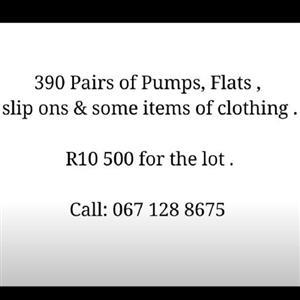 390 Items - R10 500
