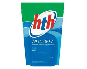 Pool Alkalinity Up Hth - 1Kg