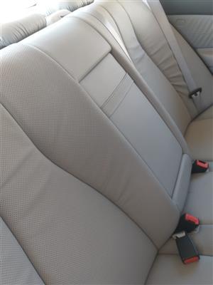 2002 Mercedes Benz 500SE
