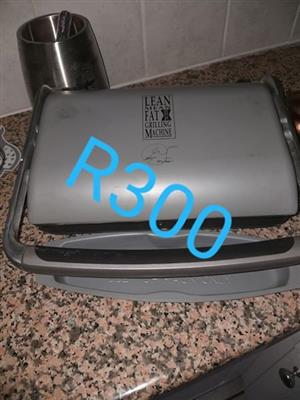 Grilling machine for sale
