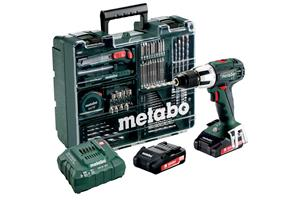Metabo Mob Workshop Set SB 18LT