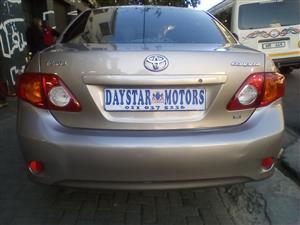 2008 Toyota Corolla 1.4D 4D Esteem