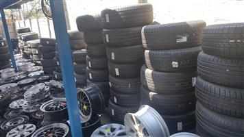 Good Used / Second Hand Tyres