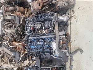 MERCEDES BENZ VITO 2.2CDI TURBO CHARGE ENGINE (OM646) FOR SALE