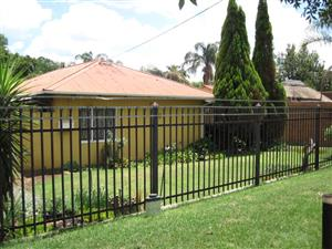Lovely 3 Bedroom house Pretoria Gardens