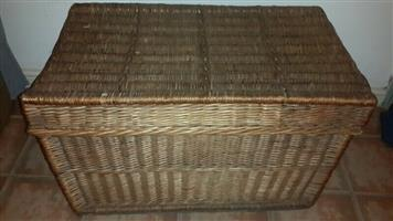 Used, Storage Basket can be used for Linen, toys etc for sale  Cape Town - Southern Suburbs