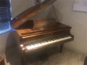 Otto Bach Baby Grand Piano 1.4m