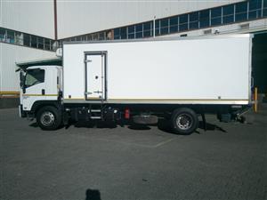 Isuzu FTR 850 Fridge truck