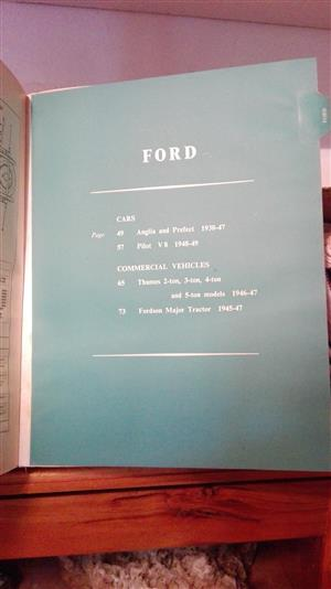 Fordson Major tractor: technical info