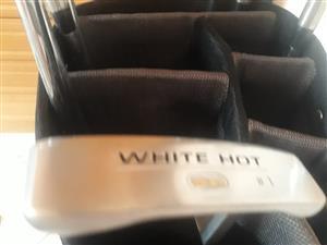 Oddsey XG White HOT
