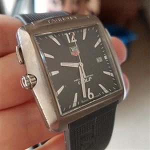 Tag Heuer Tiger Woods Edition