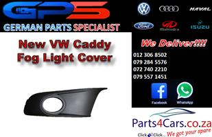 New VW Caddy Fog Light Cover for Sale