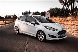 2013 Ford Fiesta 5 door 1.6TDCi Trend