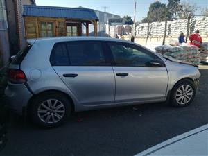 VW Golf 6 TSI STRIPPING FOR SPARES