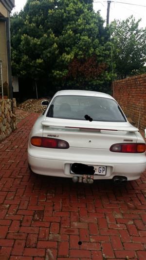 2001 Mazda MX-6