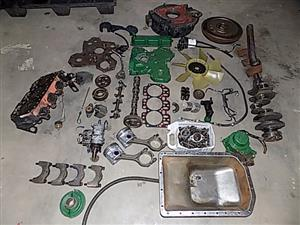 John Deere 3029 Engine Stripping for Spares