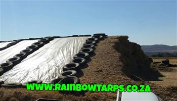 SILAGE COVERS/ KUILVOER SEILE